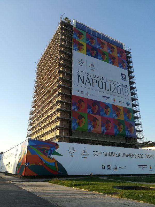 Napoli 2019 – 30ª Universiade
