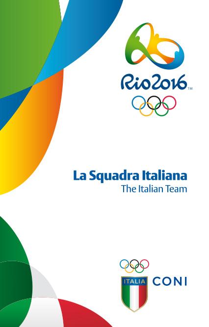 La Squadra Italiana – Rio 2016 – CONI