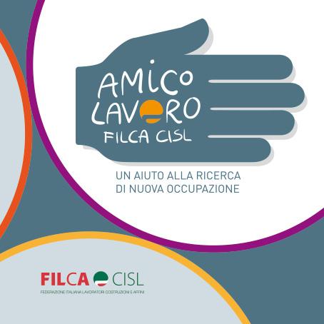 Amico Lavoro – FILCA CISL
